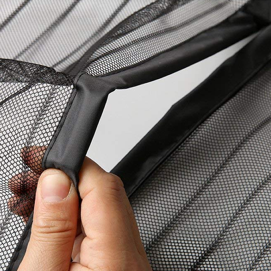 Pipitea magnetic screen door net